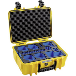 B & W outdoor.cases Typ 4000 Outdoor-Koffer GoPro Hero 8