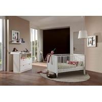 Yourhome Babyzimmer Helsingborg 2-tlg. alpinweiß