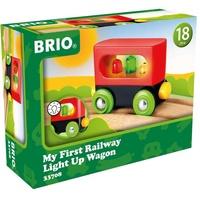 BRIO Mein erster Waggon mit Licht