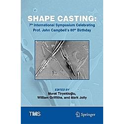 Shape Casting - Buch