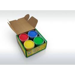 Ökonorm - Fingermalfarbe 4er Set 79601-Q