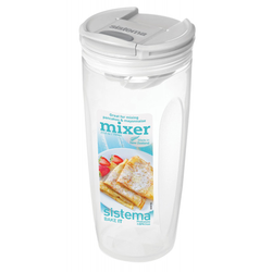 Shaker sistema TO GO (BHT 9x20x9 cm) sistema