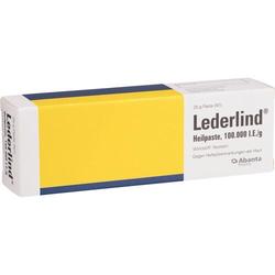 LEDERLIND Heilpaste 25 g