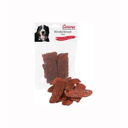 Corwex Snacks für Hunde Rinderbrust getrocknet 12x 70 g
