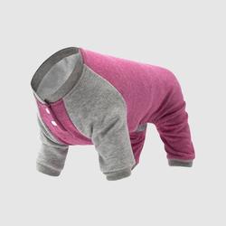 Canada Pooch Fleeceanzug Frosty Fleece Sweatsuit Pink