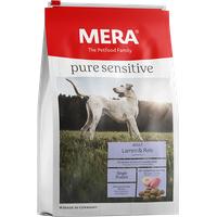 Mera pure sensitive Lamm & Reis 4 kg