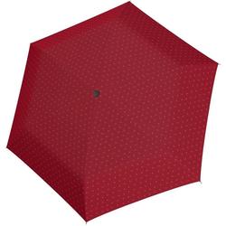 Tamaris Taschenregenschirm Tambrella Light, Minimals Pink, Ultraleicht