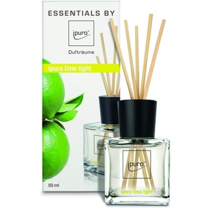 ipuro ESSENTIALS Raumduft lime light (1 x 50 ml)