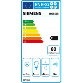 Siemens LB55565 Lüfterbaustein 53 cm
