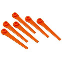 GARDENA Motorsensenmesser 05368-20 (20-St), 20 Messer für Turbotrimmer