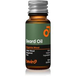 Beviro Bergamia Wood Bartöl mit Holzduft 10 ml