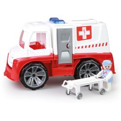 Lena Spielzeug-Krankenwagen Truxx, Made in Europe weiß Kinder Ab 2 Jahren Altersempfehlung
