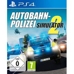 Autobahn-Polizei Simulator PlayStation 4