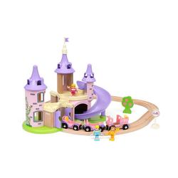 BRIO® Spielzeugeisenbahn-Set BRIO Disney Princess Traumschloss Eisenbahn-Set