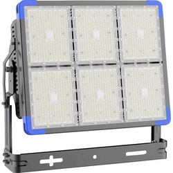 As - Schwabe Energyline XL 1080W LED Baustrahler, LED-Außenstrahler, LED-Wandstrahler, Wandstrahler