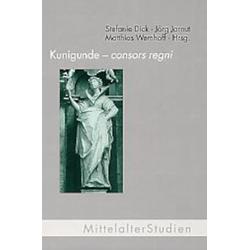 Kunigunde - consors regni als Buch von
