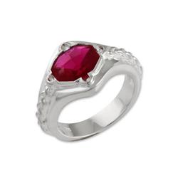 Der Herr der Ringe Fingerring Narya - Gandalfs Ring, 10004024, Made in Germany 58