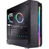 Captiva Advanced Gaming I56-666 DDR4-SDRAM i5-9400F Desktop Intel® CoreTM i5 der 9. Generation 16 GB 1480 GB HDD+SSD Windows 10 Home PC Schwarz
