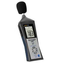 Schallpegelmessgerät PCE-MSM 4 | 30 - 130 dB | 31,5 Hz - 8 kHz