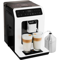 Krups Kaffeevollautomat EA8911 Evidence, inkl. Milchbehälter