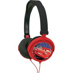 Lexibook® Cars Kopfhörer Kinder-Kopfhörer rot