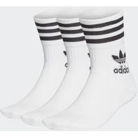 adidas Mid Curt Crew Socken, 3 Paar,
