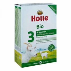 HOLLE Bio Folgemilch 3 auf Ziegenmilchbasis Pulver 400 g
