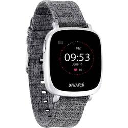X-WATCH Ive XW Fit Smartwatch Grau