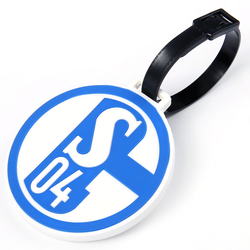 FC Schalke 04  Kofferanhänger - Durchmesser 8cm