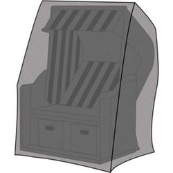 LEX Schutzhülle Deluxe für Strandkörbe XL, 155 x 105 x 170/135 cm, Tragetasche MC2052