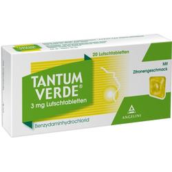 TANTUM VERDE 3 mg mit Zitronengeschmack
