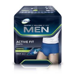 TENA MEN Active Fit Pants Plus M 12 St