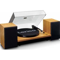 Lenco Plattenspieler LS-300 Wood
