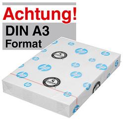 HP Kopierpapier Office DIN A3 80 g/qm 500 Blatt