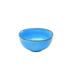 Creatable Dipschale Nature Collection in med blue, 11,5 cm