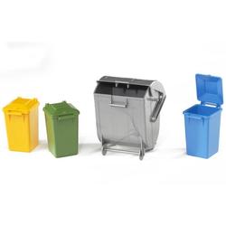 Bruder - Mülltonnen Set
