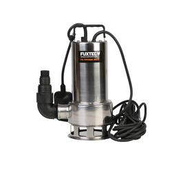 FUXTEC Tauchpumpe - Schmutzwasserpumpe FX-TP11000 INOX (Edelstahl) - 1100 Watt