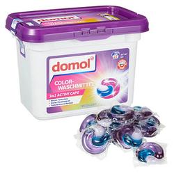 domol 3in1 ACTIVE CAPS Waschmittel