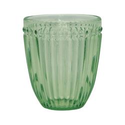 Greengate Glas Greengate Glas ALICE PALE GREEN Grün