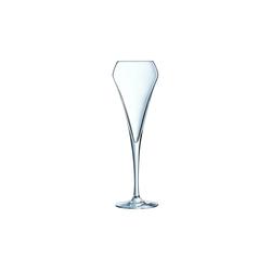 Chef & Sommelier Sektglas Open Up, Krysta Kristallglas, Sektkelch Sektglas 200ml Krysta Kristallglas transparent 6 Stück