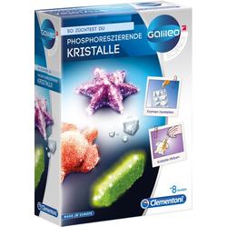 Clementoni - Galileo - Phosphoreszierende Kristalle