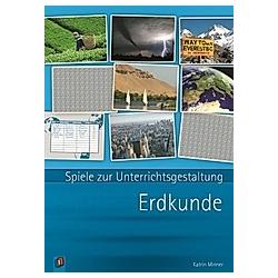 Erdkunde. Katrin Minner  - Buch