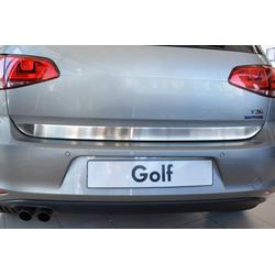 Design Blende für Heckklappe VW GOLF VII 5D  2012 - / Edelstahl