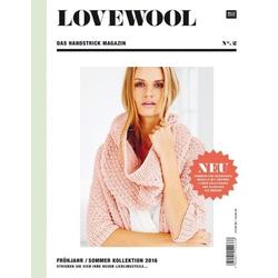 LOVEWOOL 02. Das Handstrick Magazin als Buch von