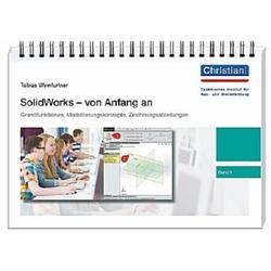 SolidWorks - von Anfang an 1 als Buch von Tobias Weinfurtner