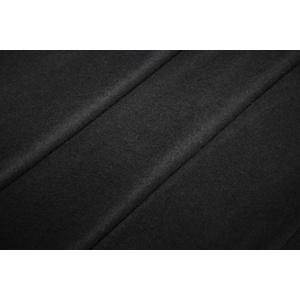 Bühnenmolton schwarz, 200 cm Meterware Akustikstoff, Bühnenstoff, Molton Stoff