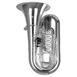 Lechgold BT-14/5S Bb-Tuba versilbert