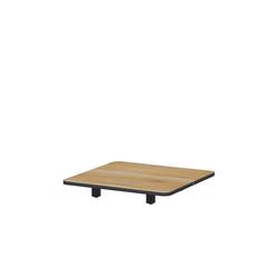 4Seasons Arcade Lounge-Tisch 90 x 90 x 14 cm