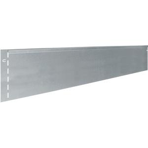 Rasenkante Metall 118x20 cm mit hochwertiger Alu Verzinkung