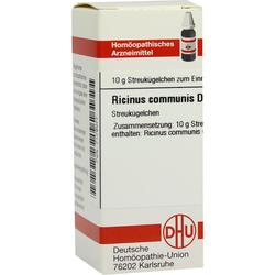 RICINUS COMMUNIS D 4 Globuli